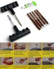 Kit gommista x riparare bucature su pneumatici,gomme,ruote auto e moto.Bucatura