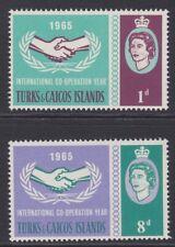 OMNIBUS MINT 1965 ICY International Co-operation Year MNH UM - multiple listing