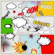 Stickers muraux déco : BD réf 11021 11021