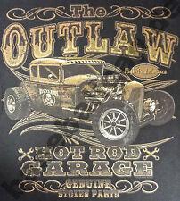 Kapuzen-Sweatshirt #401 THE OUTLAW,Hot Rod,Dragster,Biker,US-Cars,Route 66