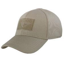 Condor Flex Fit Tactical Cap Tan Baseball Cap HAT313