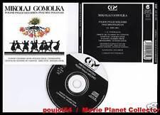 "GOMOLKA ""Psaumes Polonais"" (CD) R.Zimak 1993"
