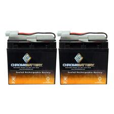 RBC11 RBC55 UPS Complete Replacement Battery Kit for APC SUA3000