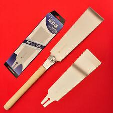 Scie Japonaise RYOBA GYOKUCHO RAZORSAW lame 240mm denture double fil travers