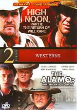 High Noon, Part II: The Return of Will Kane/The Alamo: Thirteen Days to Glory...