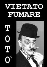 1 STAMPA 20X30 CM  frasi divertenti vietato fumare ANCHE FRASE PERSONALIZZATA