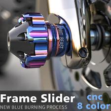 Spirit Beast Front Fork Motorcycle Frame Sliders Moto Protection Crash Pad Guard