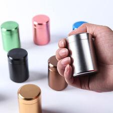 Mini Metal Cans contenedor Herb-Stash-Jar sellado de aluminio Impermeable