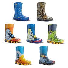 DEMAR bunte Kinder Gummistiefel Regenstiefel viele Motive STORMER