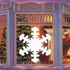 Christmas Snowflake Large Wall Art Decal Vinyl Sticker