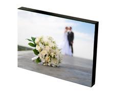 PHOTO BLOCK MEMORIBLOKS - BLACK - FOR 8x10 / 5x7 / 5x5 PRINTS - NEW