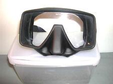 Immersioni subacquee maschera atomica BEAVER Dive GEAR NUOVISSIMO Snorkel TECH KIT Frameless!