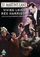 St Martin's Lane (DVD, 2006) Vivien Leigh