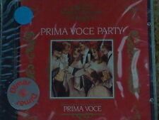 PRIMA VOCE (ENRICO CARUSO, BENIAMINO GIGLI, TITO SCHIPA) - CD SIGILLATO (SEALED)