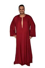 wunderschöner eleganter Herren Kaftan aus1001 Nacht bordeux in Saidi Stil - 417