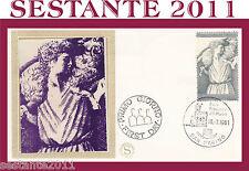 SAN MARINO FDC FILAGRANO 1981 BIMILLENARIO VIRGILIANO VIRGILIO DA L 1500  (114)