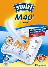 Original Swirl M 40 Staubsaugerbeutel oder Vlies Beutel Variant MI01