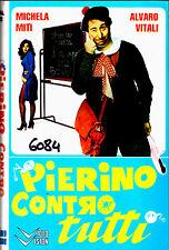 Pierino contro tutti (1981) VHS 1a Ed. VideoVision   AlvaroVitali  Michela MITI