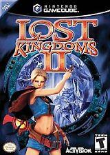 Lost Kingdoms II 2 Nintendo GameCube Game+Case Ships Free+Tracking