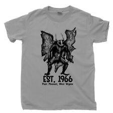 Mothman T Shirt Figure 1966 Prophecies West Virginia Supernatural Paranormal Tee