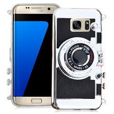 Etui Housse Coque Silicone TPU Video appreil photo Samsung Galaxy S7 edge G935F