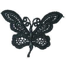 Pretty Venise Butterflys Coser apliques X 5 (varios colores)