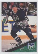 1993-94 Leaf #113 Patrick Poulin Hartford Whalers Hockey Card