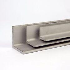 VA Winkel Profil Edelstahl V2A Winkeleisen A2 Winkelstahl bis 2000 mm FRACHTFREI