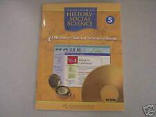 Houghton Mifflin History-Social Science Grade 5 CD-ROM