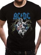 OFFICIAL LICENSED - AC/DC - ANGUS & Brian T SHIRT métal rock