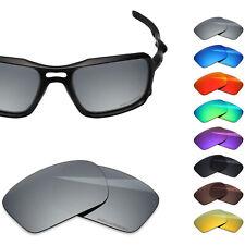 f21432da4c2 BlazerBuck Polarized Etching Replacement Lenses for-Oakley Triggerman -  Options