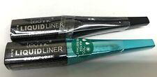 TECHNIC LIQUID LINER EYELINER EYE LINER BLACK WATER PROOF WATER RESISTANT  6ML