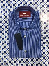 Camicia HARMONT & BLAINE Uomo - Botton Down NF - Azzurro Bianco - CXP012