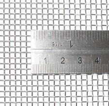 Tessuti di fili, 8 mesh, 2.5 mm Foro, 0,7 mm Filo, 304 in acciaio inox (A2)