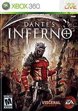 Dante's Inferno (Microsoft Xbox 360, 2010) DISC IS MINT
