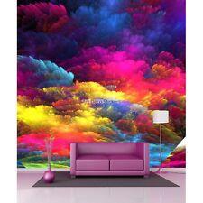 Papier peint géant  Nuages de couleurs 11039 11039