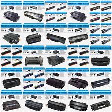 Toners Laser compatibles Canon / HP pour imprimantes série I-SENSYS et LASERJET