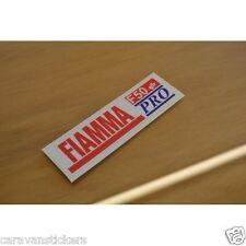 FIAMMA F50 Pro - (PRINTED)- Motorhome Sticker Decal Graphic- (EASY-FIX) - SINGLE