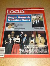 LOCUS (SCI-FI) - NANCY SPRINGER - June 1995 # 413