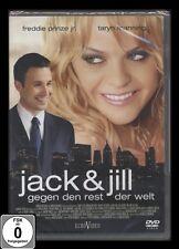 DVD JACK & JILL GEGEN DEN REST DER WELT - FREDDIE PRINZE JR.ROMANTIK COMEDY *NEU