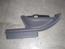 02-04 Subaru Impreza TS Driver Rear Door sill Step Carpet Retainer OEM Trim LH