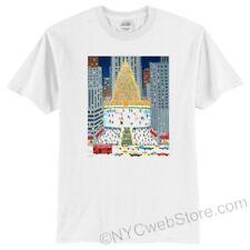Rockefeller Center Art Scene Apparel T-Shirts and Sweatshirts
