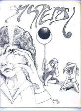 1980 Science Fiction fanzine SYSTEMS #6 Filksong lyrics