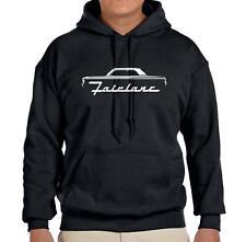 1963 Ford Fairlane Outline Design Hoodie Sweatshirt FREE SHIP