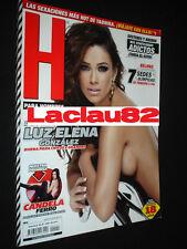 Luz Elena Gonzalez #111 Revista H Para Hombres Mexican Complete Your Collection