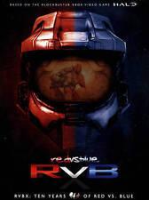 RVBX: Ten Years of Red Vs. Blue Box Set, Joel Heyman, Matt Hullum, Burnie Burns,
