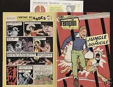 51 Quaderni con Comics 1957 - 1962 Petits Belges / Tremplin franco belga ALTO