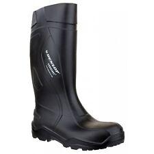 C762041 / Dunlop Purofort+ Full Safety Wellington / Mens Safety Boots (FS2386)