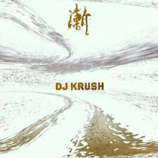 DJ Krush - Zen - DJ Krush CD 3GVG The Cheap Fast Free Post The Cheap Fast Free