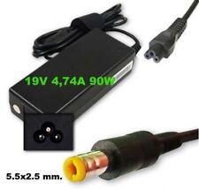 Alimentatore carica-batteria x Toshiba Satellite 19V 4,74A 90W SPINOTT 5.5x2.5mm